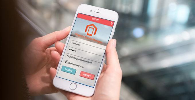 Magento-iPhone-apps
