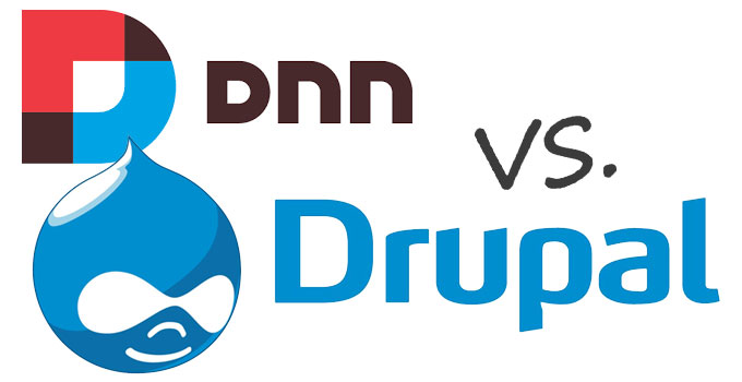 DNN VS Drupal