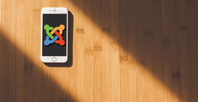 Joomla iphone Template
