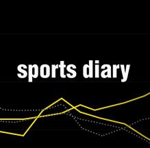 Sports Diary - CWL's Client for PSD to WordPress Service